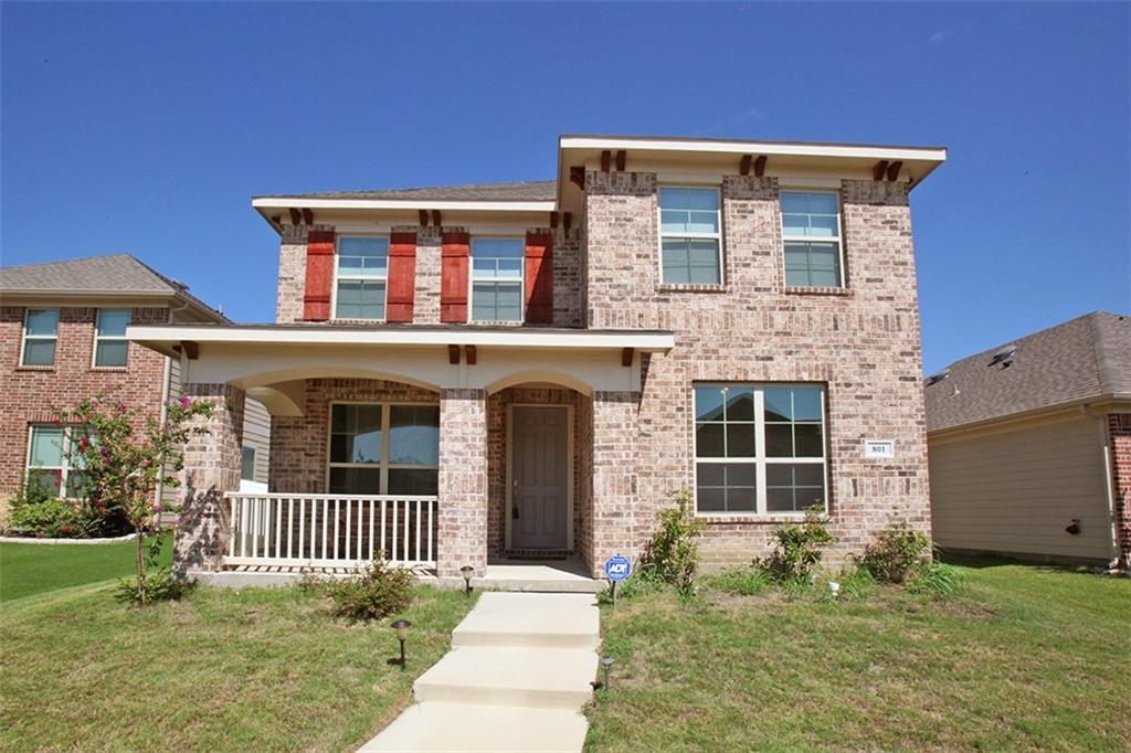 801 Hartsfield Street, Aubrey, TX 76227