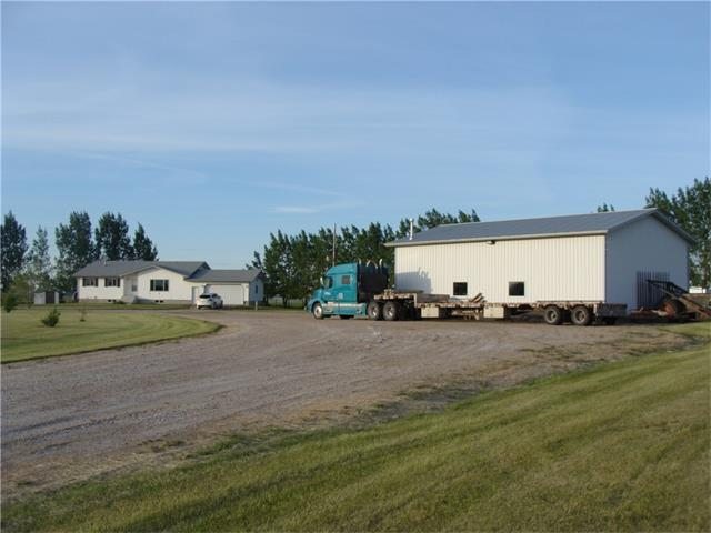 4.82 ACRES HOME  and  SHOP, Rural Mountain View County, AB T0M 0W0