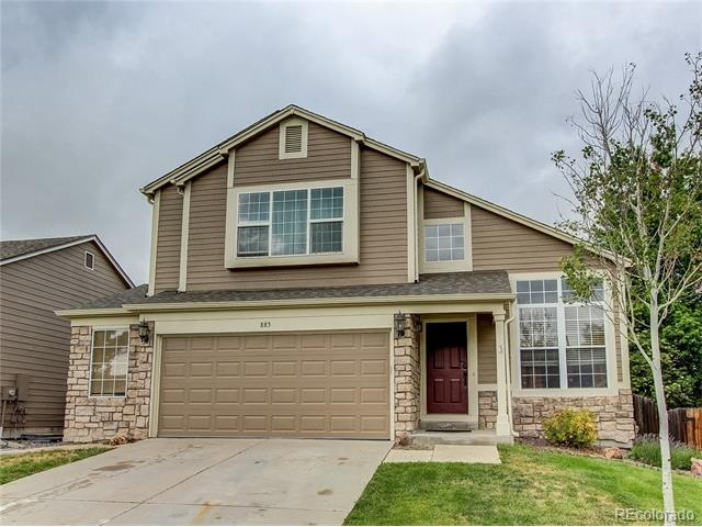 885 S Lindsey Street, Castle Rock, CO 80104