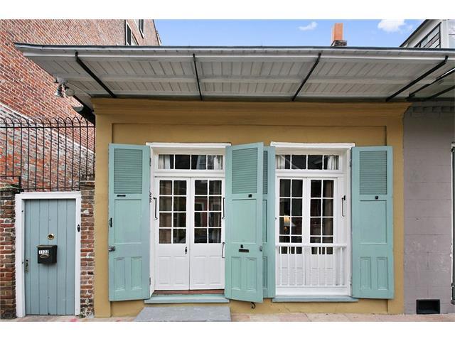 1122 BURGUNDY Street, New Orleans, LA 70116