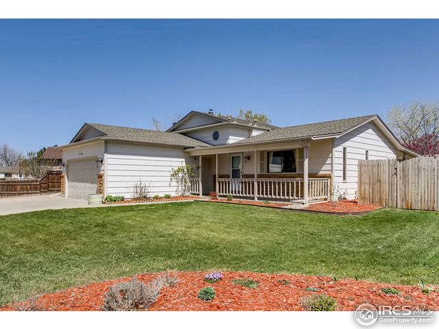 3106 Sam Houston Cir, Fort Collins, CO 80526