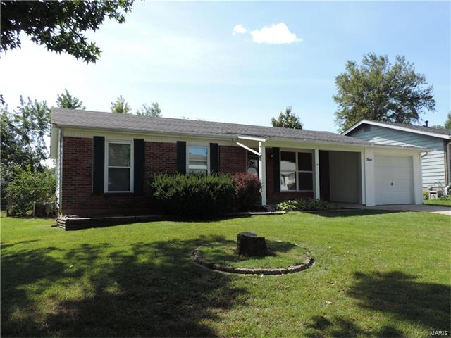 9 Northwinds, St Peters, MO 63376
