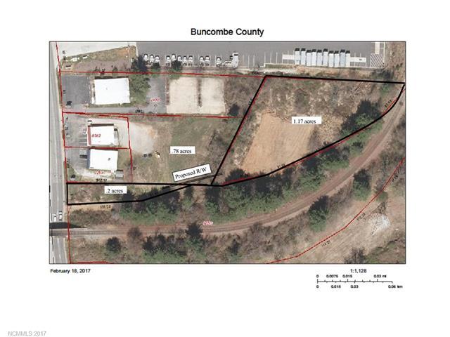 999 Hendersonville Road 1.37 acres, Arden, NC 28704