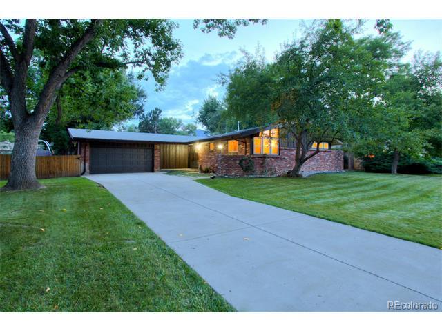 4540 Comanche Drive, Boulder, CO 80303