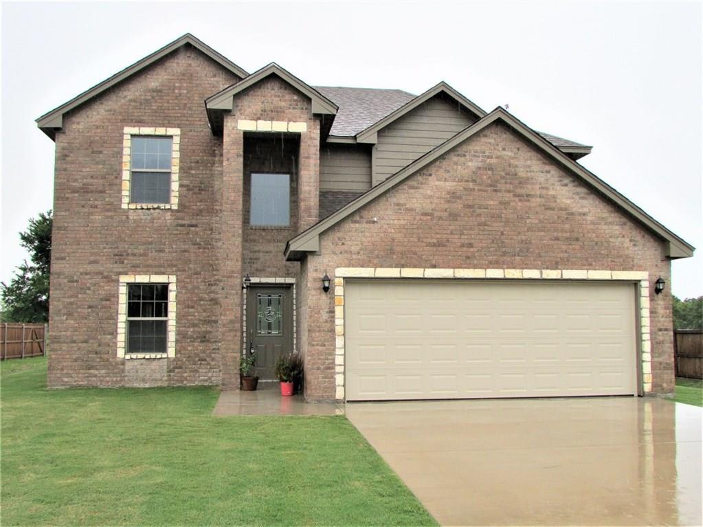 1110 Elk Ridge Drive, Stephenville, TX 76401