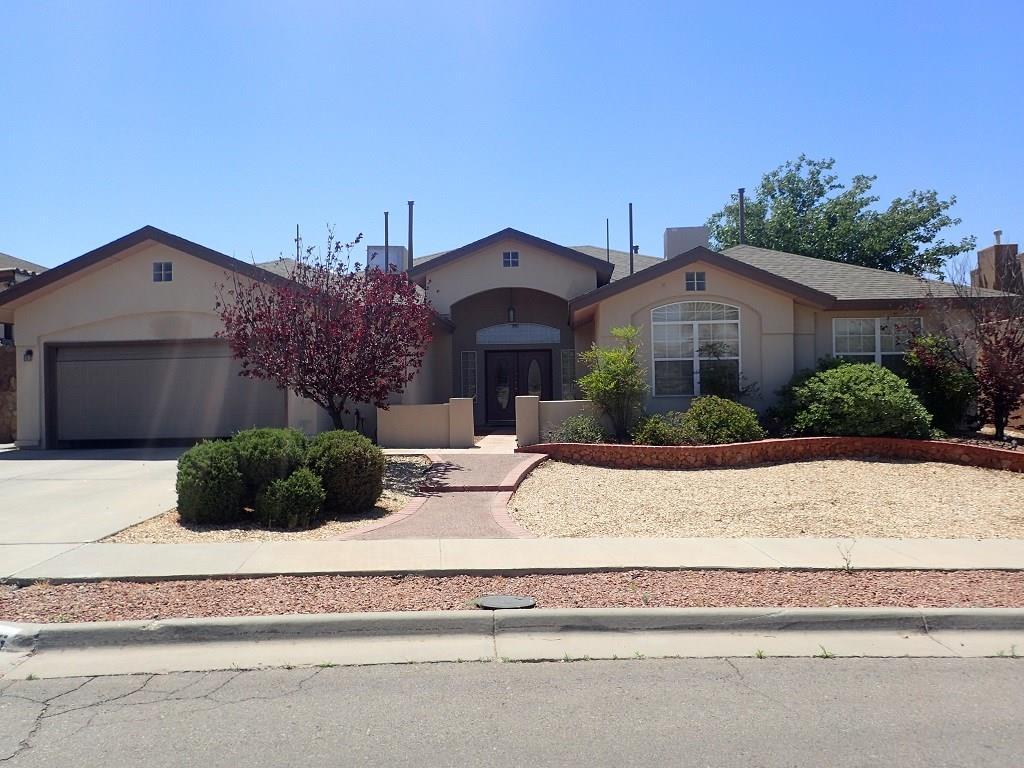 1345 RANCHO GRANDE, El Paso, TX 79936