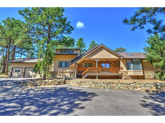 30821 Clubhouse Lane, Evergreen, CO 80439