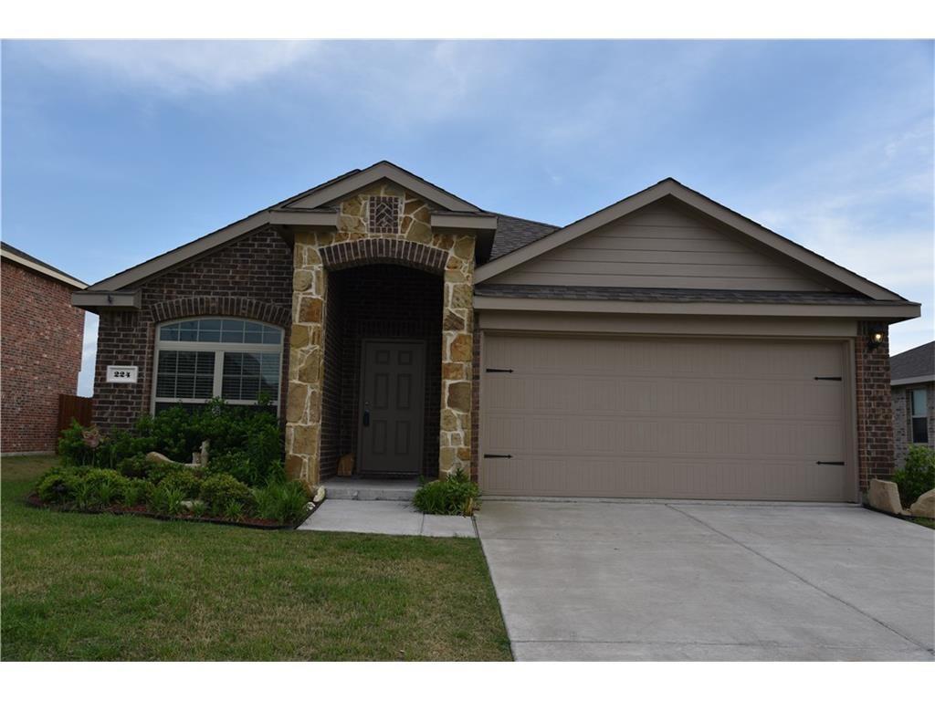 224 N Belford Street, Anna, TX 75409