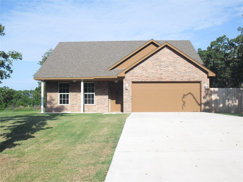 251 Oak Ridge Road, Tecumseh, OK 74873