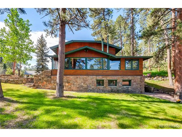 4799 Blue Spruce Road, Evergreen, CO 80439