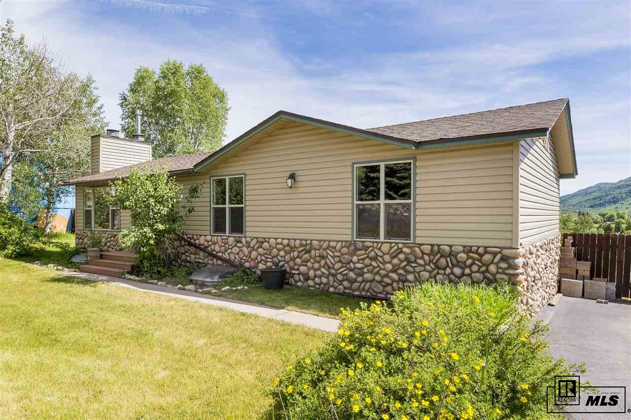 54 Woods Drive, Steamboat Springs, CO 80487