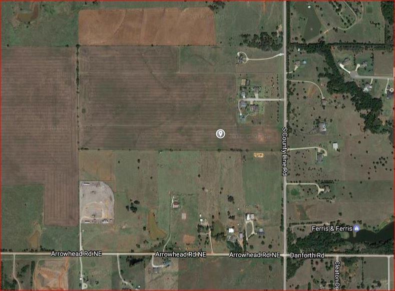2 County Line & NW 192nd, Piedmont, OK 73078
