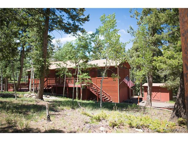 31 Lost Trail, Bailey, CO 80421