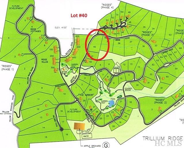 Lot 40 Center Ridge Road, Cullowhee, NC 28723