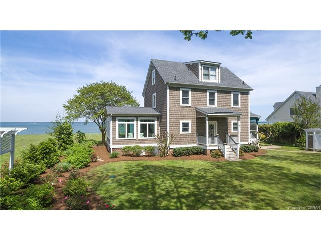 138 Oyster House Lane, Water View, VA 23180
