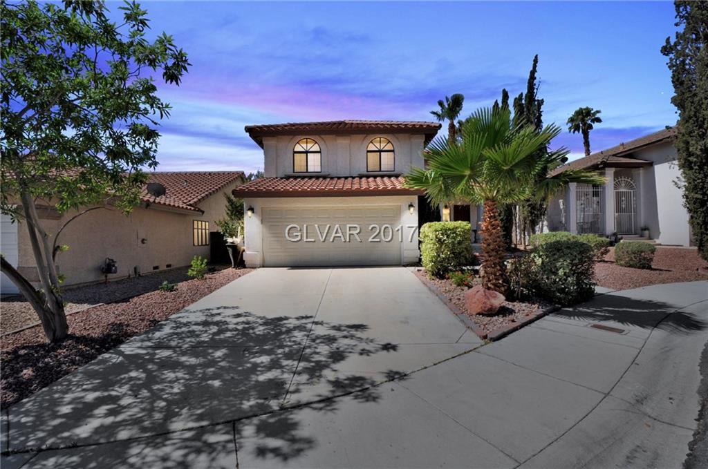 8925 SAIL BAY Drive, Las Vegas, NV 89117