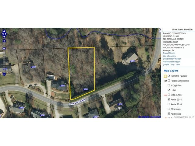 526 19th Ave Drive NW, Hickory, NC 28601