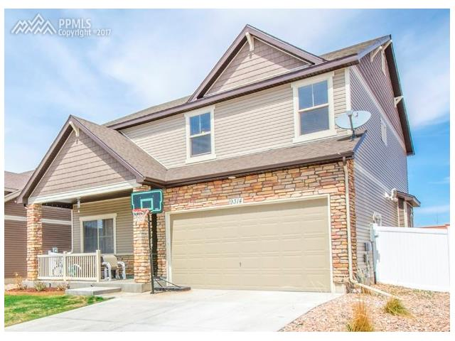 9314 Castle Oaks Drive, Fountain, CO 80817