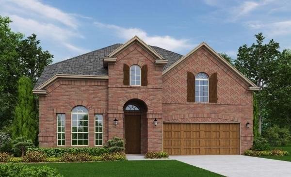 338 Prairie Ridge Lane, Lewisville, TX 75056