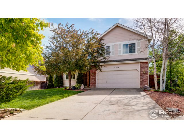 4318 Silverview Ct, Fort Collins, CO 80526