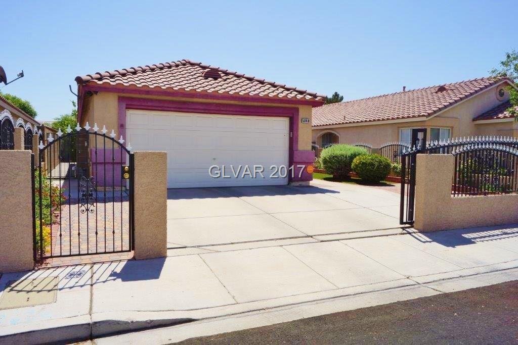 5840 ROUND CASTLE Street, Las Vegas, NV 89130