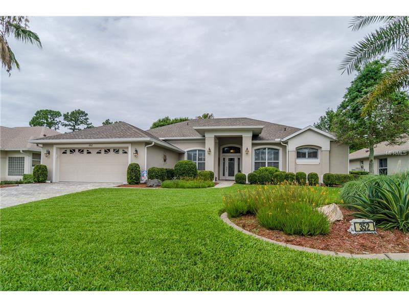352 HINSDALE DRIVE, DEBARY, FL 32713
