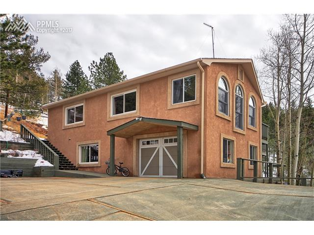 165 Timber Ridge Road, Divide, CO 80814