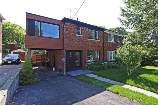 181 Wheeler Ave, Toronto, ON M4L 3V5
