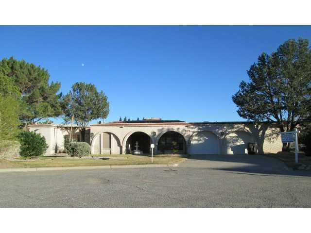 205 WIND SPIRIT Drive, Santa Teresa, NM 88008