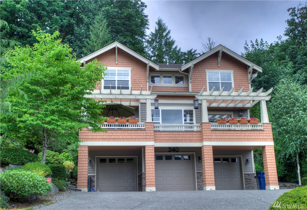 340 SE Crystal Creek Circle, Issaquah, WA 98207
