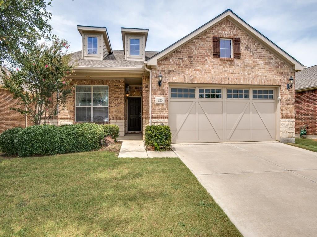 280 Cascata Drive, Frisco, TX 75034