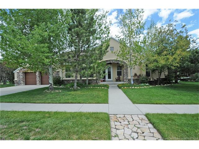 1361 W Settlement Dr, Park City, UT 84098