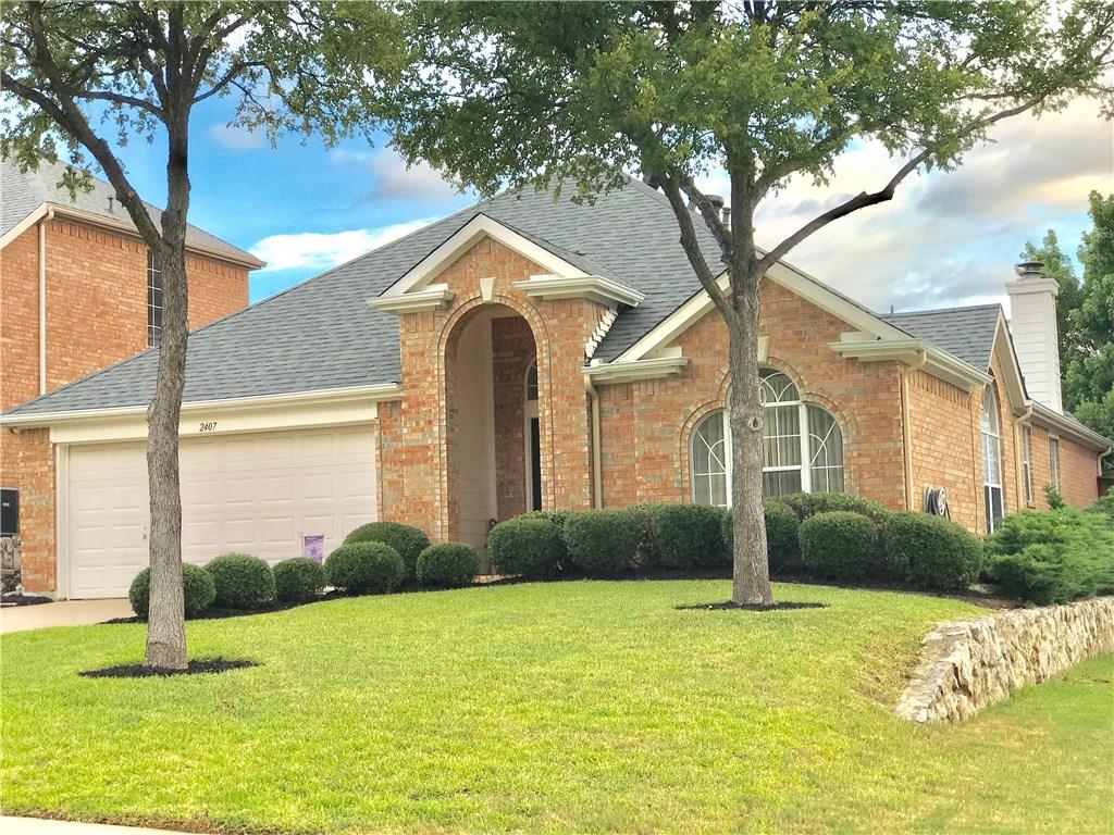 2407 High Chapel Court, Highland Village, TX 75077