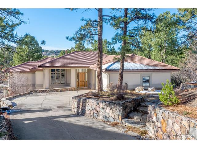 858 Swandyke Drive, Castle Rock, CO 80108