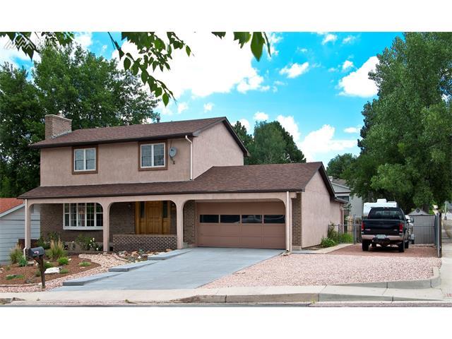 4218 Valli Vista Road, Colorado Springs, CO 80909