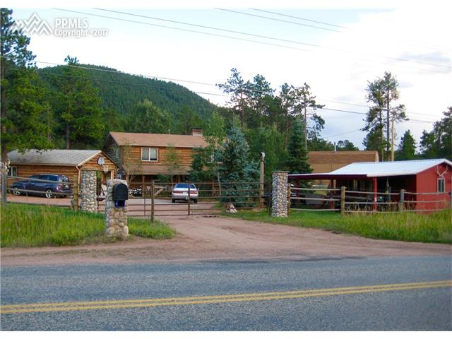 1997 Rampart Range Road, Woodland Park, CO 80863