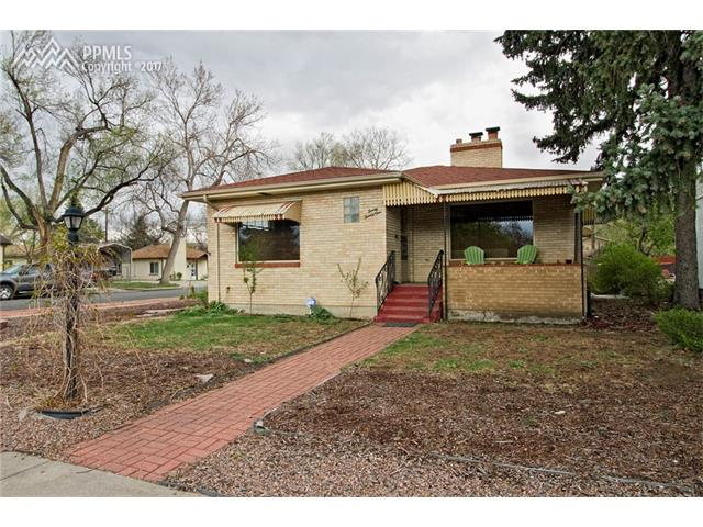 2029 N Corona Street, Colorado Springs, CO 80907
