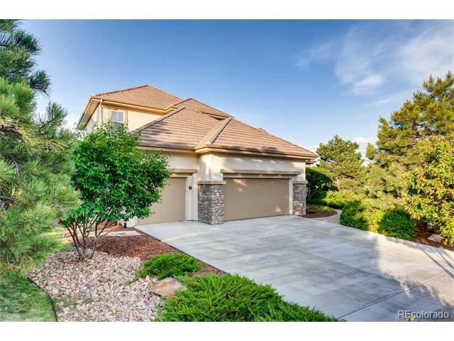 6220 Oxford Peak Lane, Castle Rock, CO 80108
