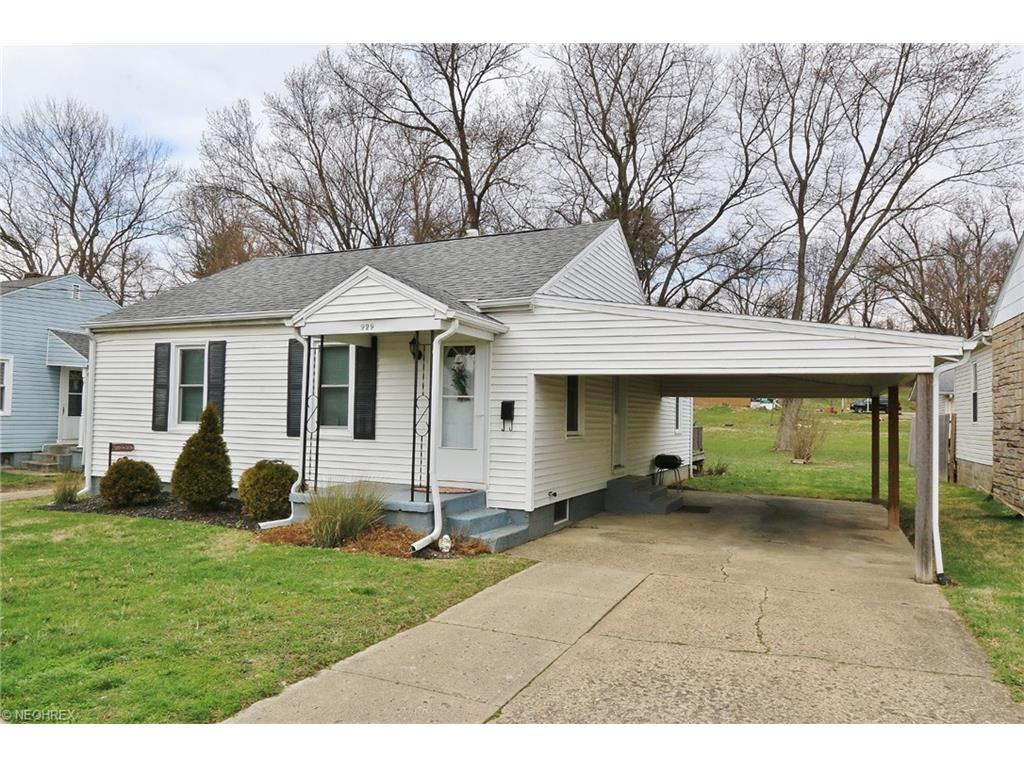 929 Fess St, Zanesville, OH 43701