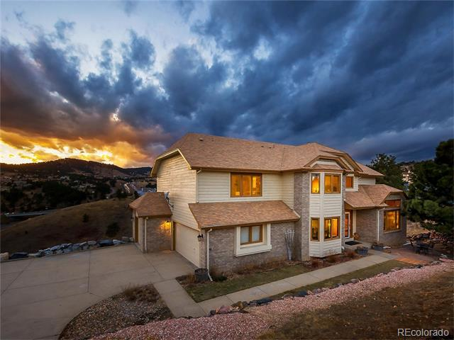627 Monte Vista Road, Golden, CO 80401