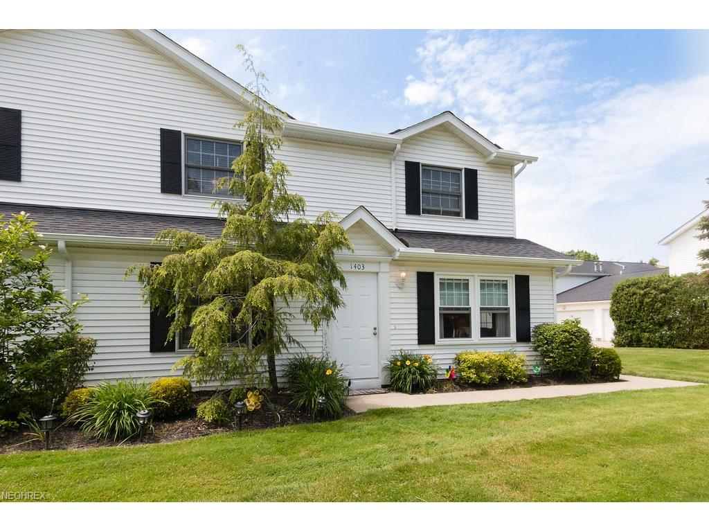 8080 Harbor Creek Dr 1403, Mentor-on-the-Lake, OH 44060
