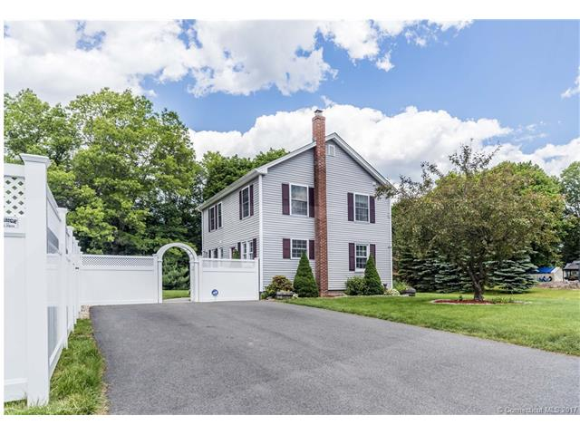 760 Ives Row, Cheshire, CT 06410