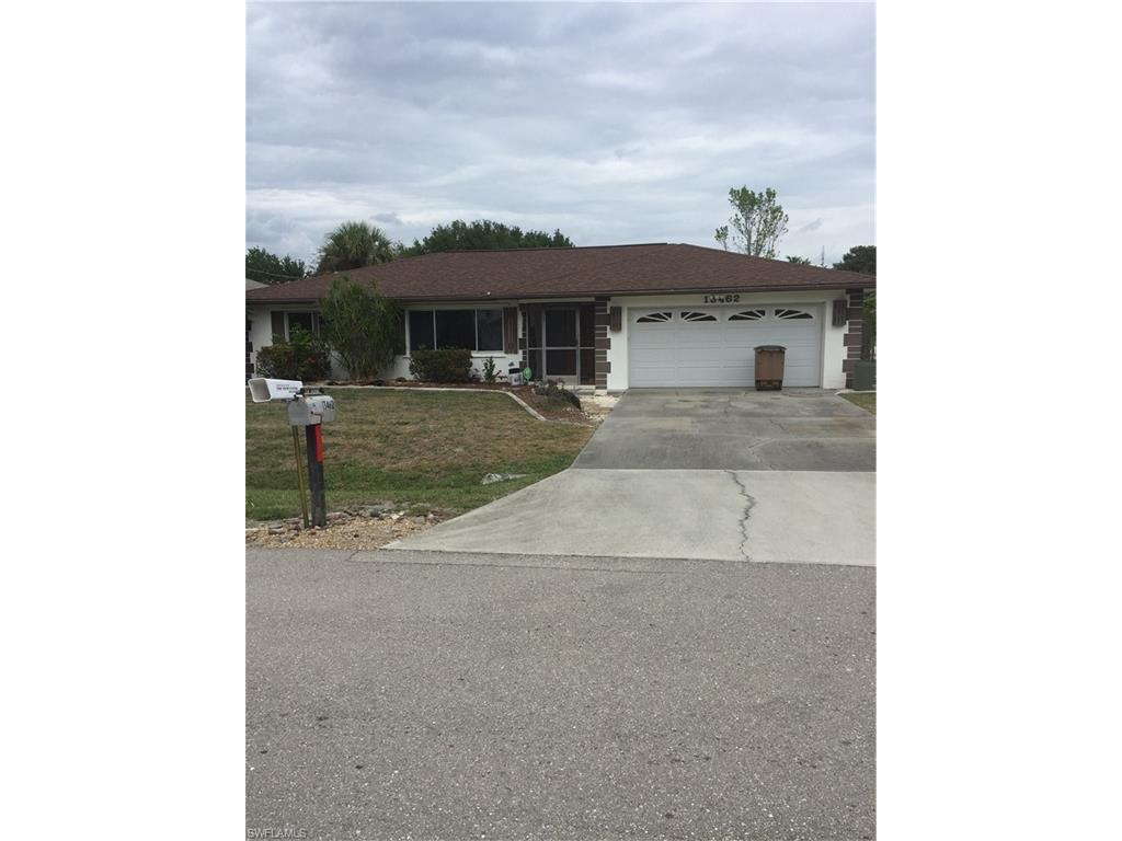 13462 Marquette BLVD, FORT MYERS, FL 33905