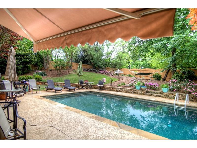 595 Bally Claire Lane, Roswell, GA 30075