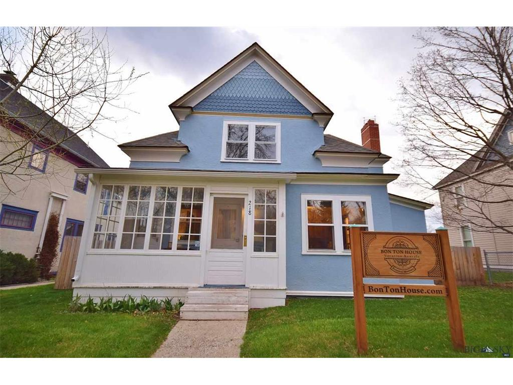 218 S Willson Avenue, Bozeman, MT 59715