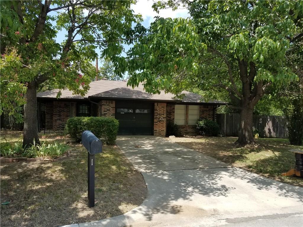 1401 Stanefer Circle, Denton, TX 76205