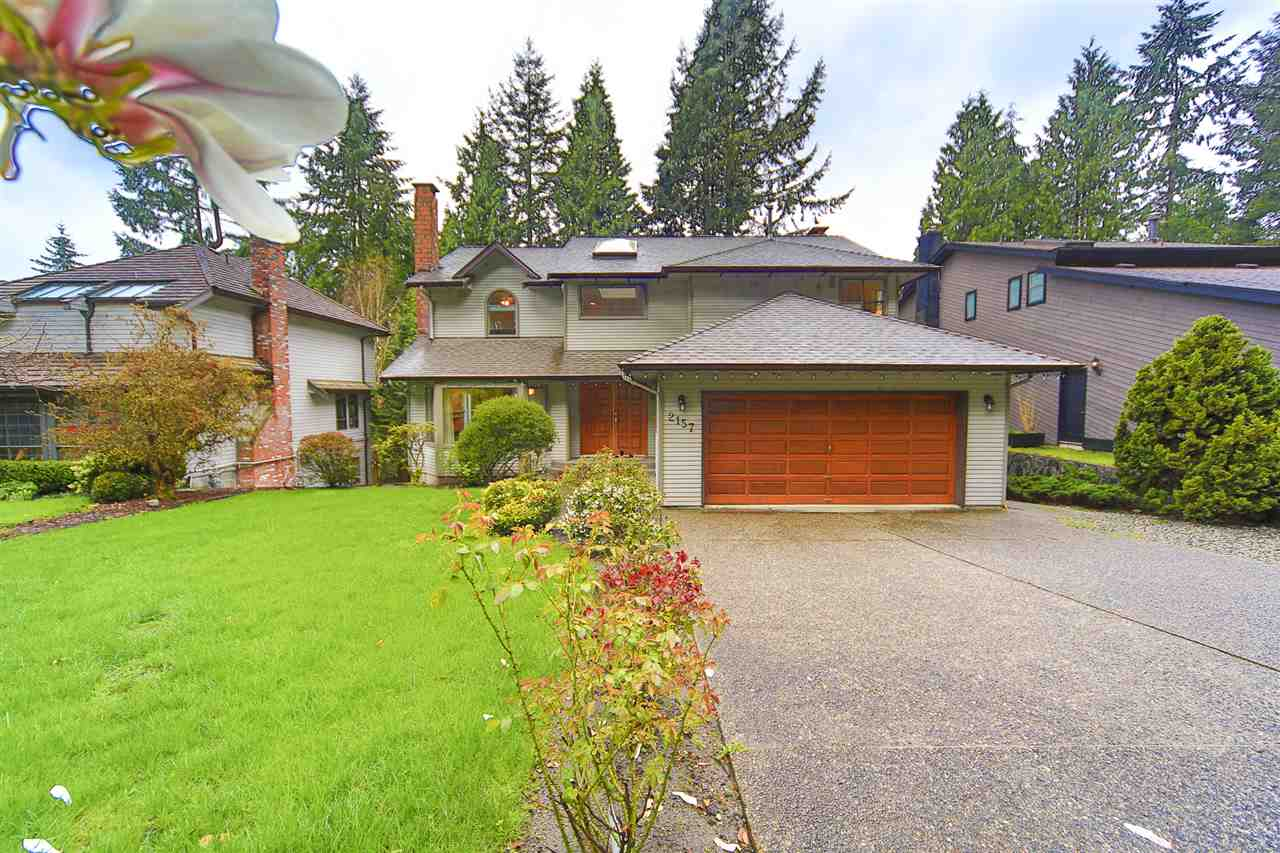 2157 HILL DRIVE, North Vancouver, BC V7H 2N1