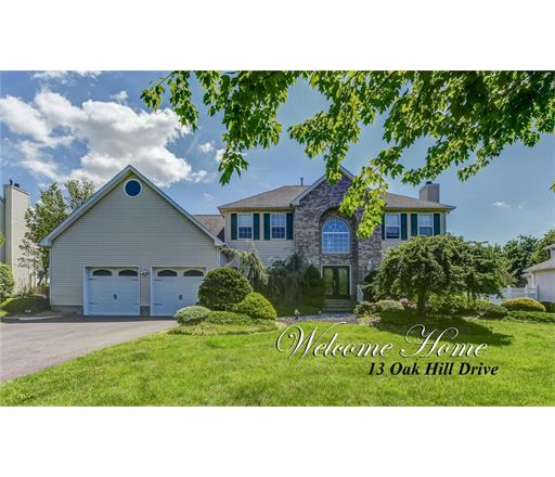 13 Oak Hill Drive, Monroe Township, NJ 08831