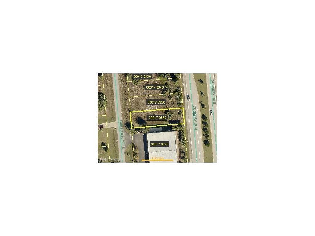 Lot 36 Gretchen AVE S, LEHIGH ACRES, FL 33973