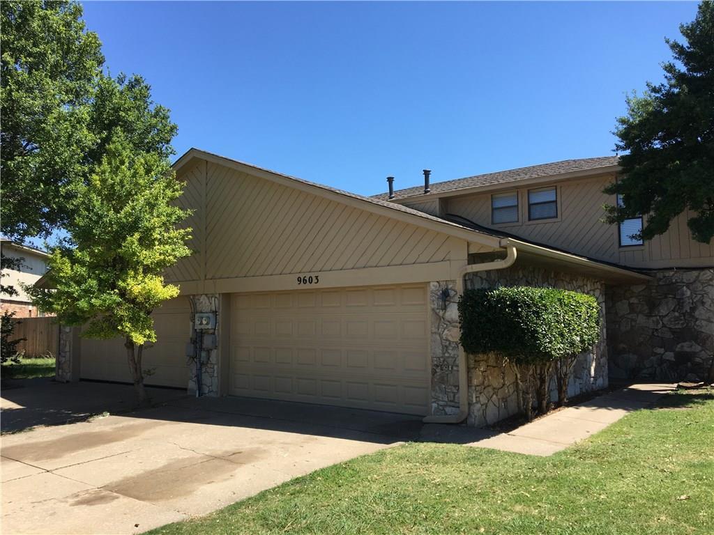 9603 Berkley, Oklahoma City, OK 73162